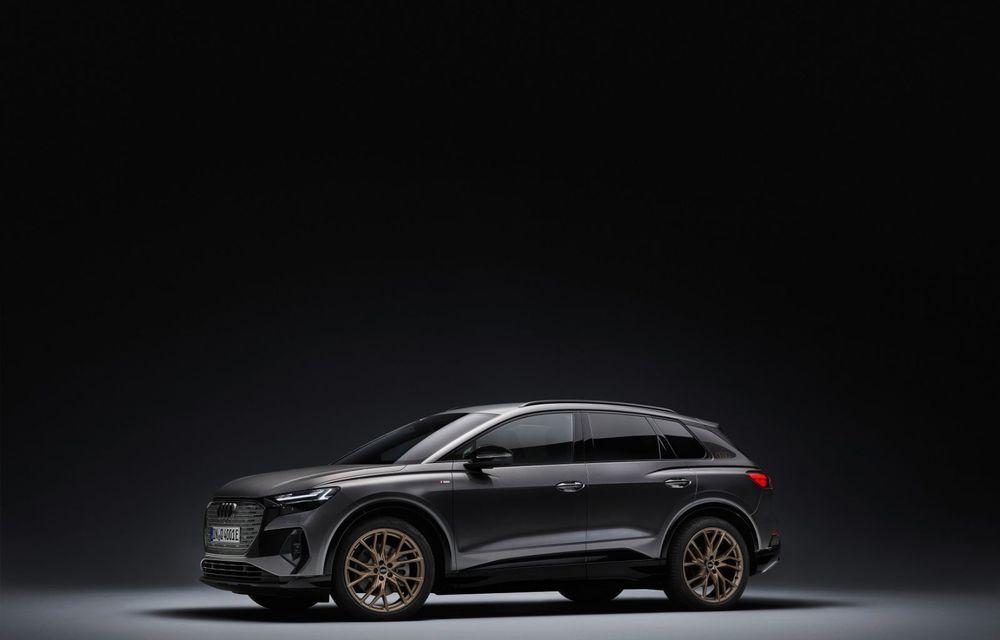 OFICIAL: Audi Q4 e-tron și Q4 e-tron Sportback sunt 100% electrice și promit 520 de kilometri autonomie - Poza 24