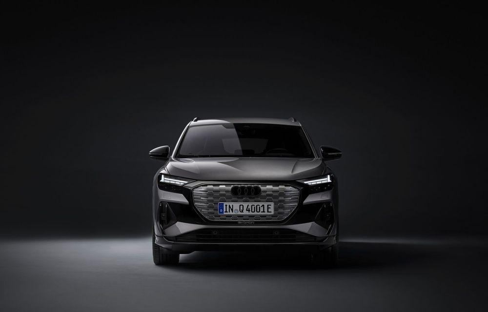 OFICIAL: Audi Q4 e-tron și Q4 e-tron Sportback sunt 100% electrice și promit 520 de kilometri autonomie - Poza 25