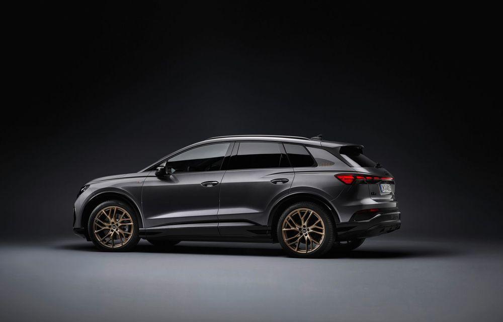 OFICIAL: Audi Q4 e-tron și Q4 e-tron Sportback sunt 100% electrice și promit 520 de kilometri autonomie - Poza 23