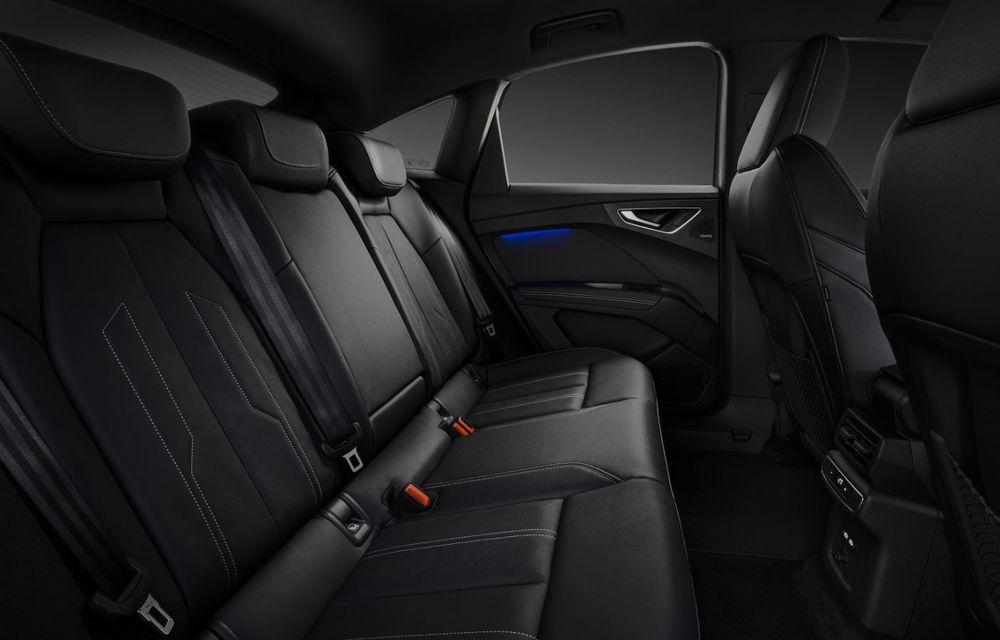 OFICIAL: Audi Q4 e-tron și Q4 e-tron Sportback sunt 100% electrice și promit 520 de kilometri autonomie - Poza 30