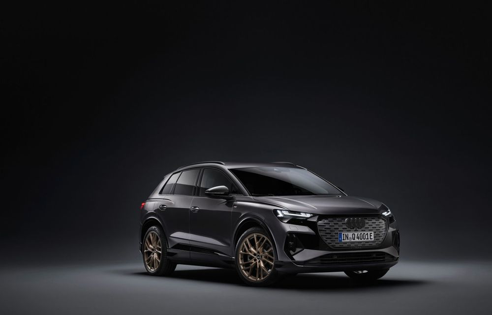 OFICIAL: Audi Q4 e-tron și Q4 e-tron Sportback sunt 100% electrice și promit 520 de kilometri autonomie - Poza 27