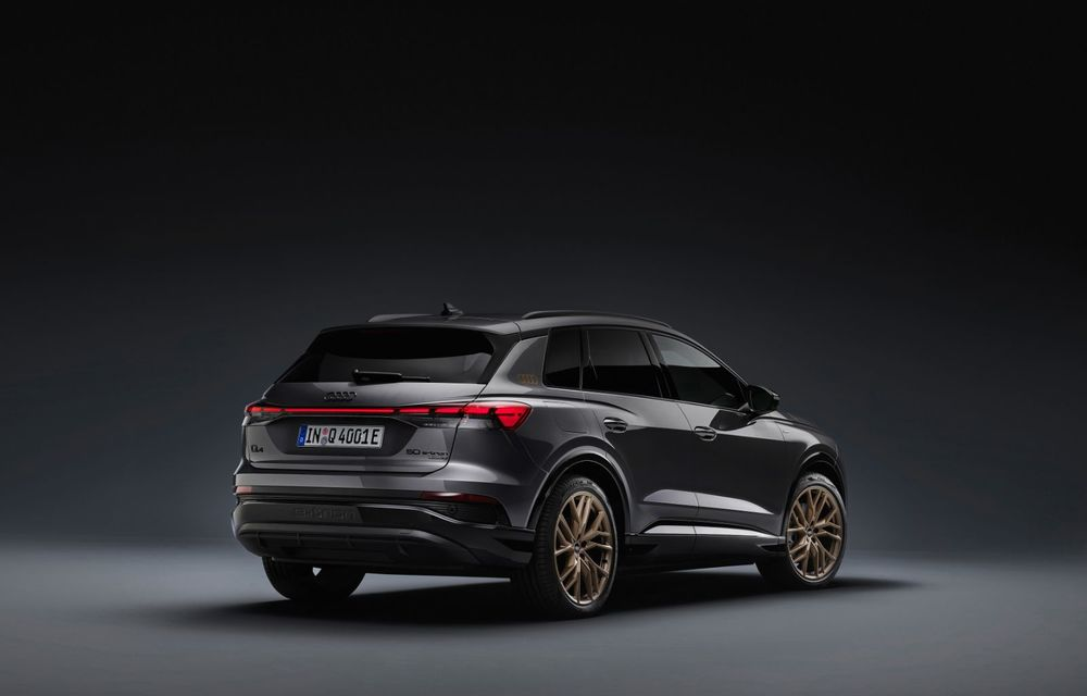 OFICIAL: Audi Q4 e-tron și Q4 e-tron Sportback sunt 100% electrice și promit 520 de kilometri autonomie - Poza 22