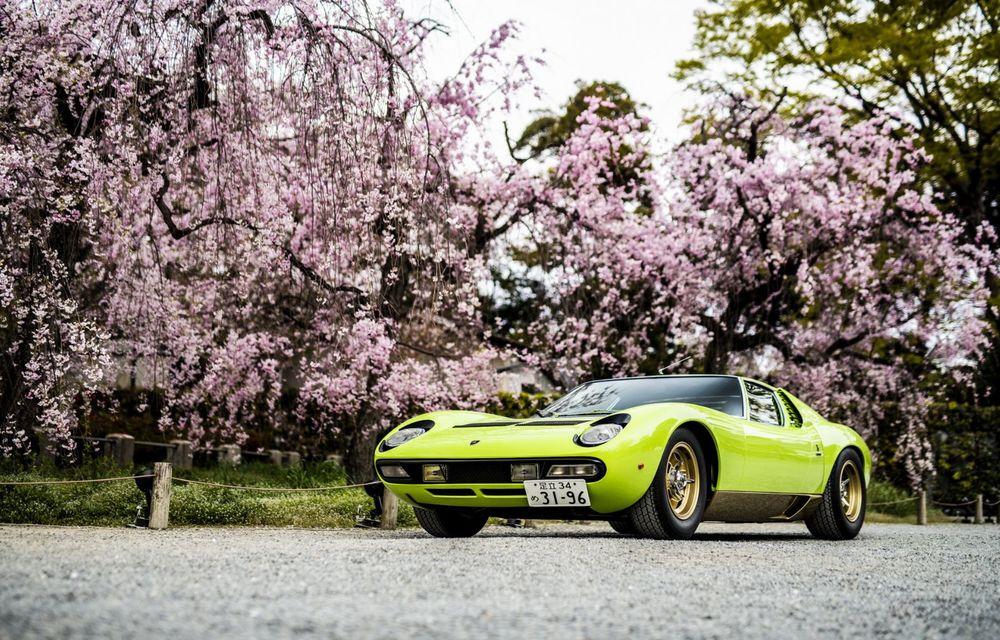 Lamborghini Miura SV la aniversare: modelul italian a debutat în urmă cu 50 de ani - Poza 13