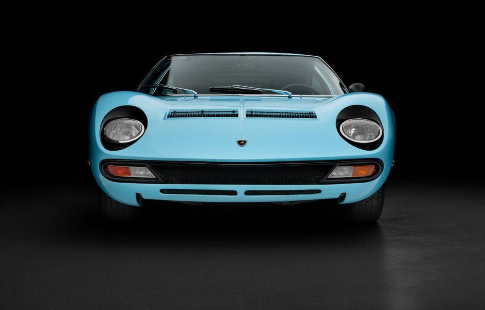 Lamborghini Miura SV la aniversare: modelul italian a debutat în urmă cu 50 de ani - Poza 6