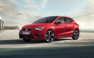 Seat a prezentat Ibiza facelift: modificări de design, noutăți la interior și motorizări pe benzină