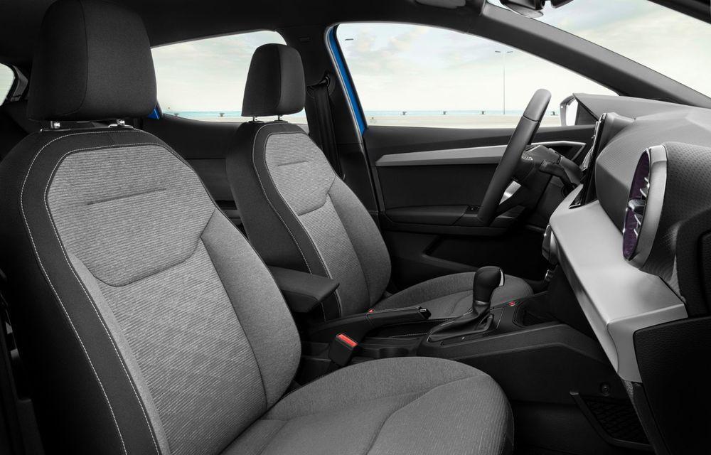 Seat a prezentat Ibiza facelift: modificări de design, noutăți la interior și motorizări pe benzină - Poza 17