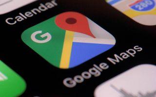 """Se schimbă Google Maps: grafică nouă, informații despre vreme și calitatea aerului, trasee """"verzi"""""""