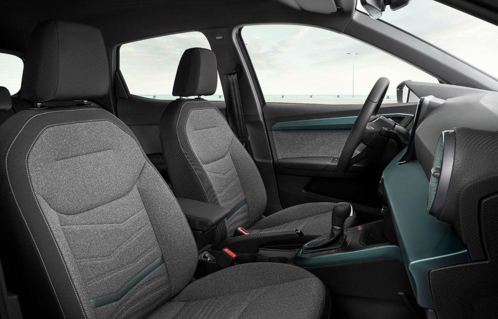 Seat Arona facelift vine cu un design ușor modificat și oferă până la 150 de cai putere - Poza 14