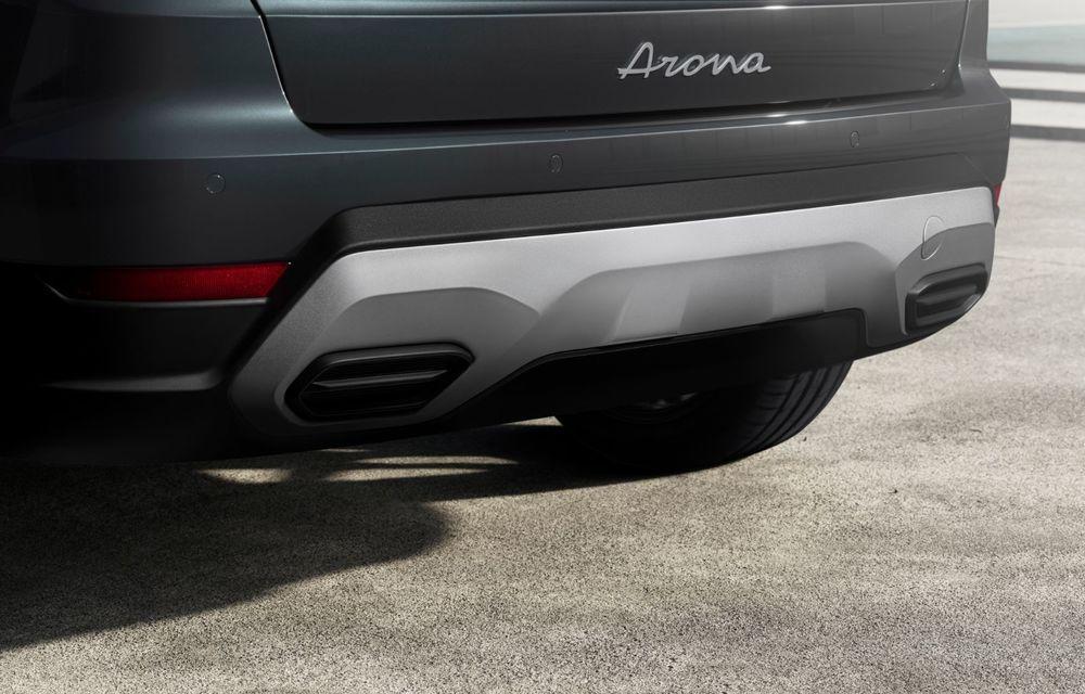 Seat Arona facelift vine cu un design ușor modificat și oferă până la 150 de cai putere - Poza 10