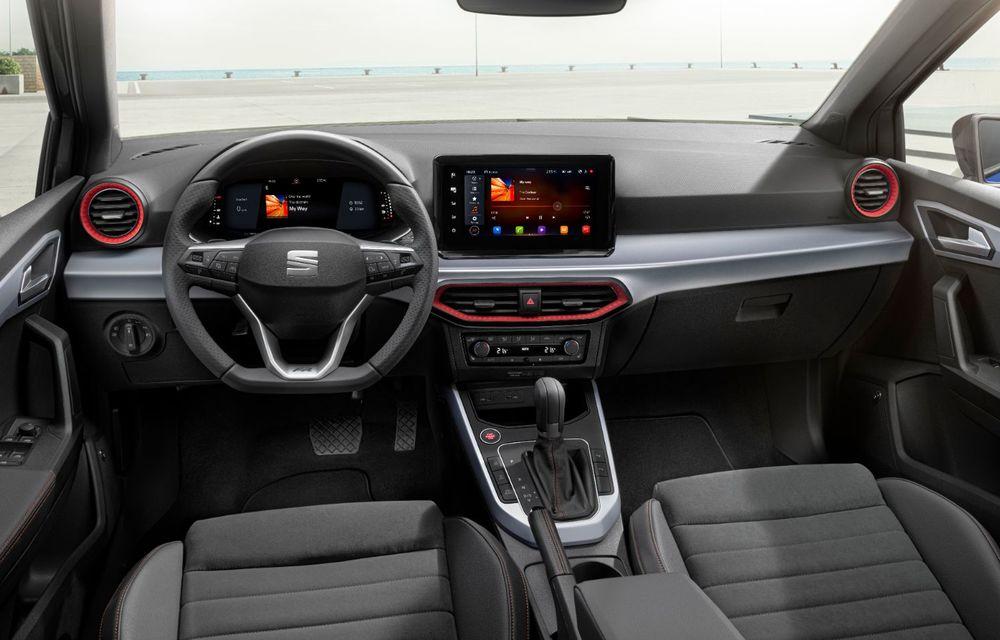 Seat Arona facelift vine cu un design ușor modificat și oferă până la 150 de cai putere - Poza 17