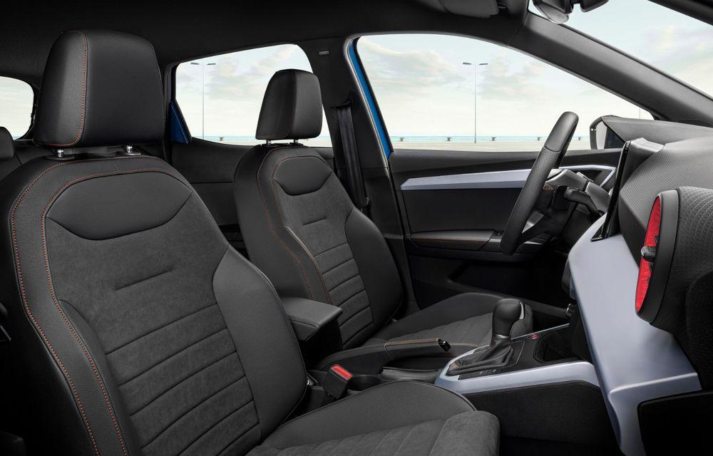 Seat Arona facelift vine cu un design ușor modificat și oferă până la 150 de cai putere - Poza 18