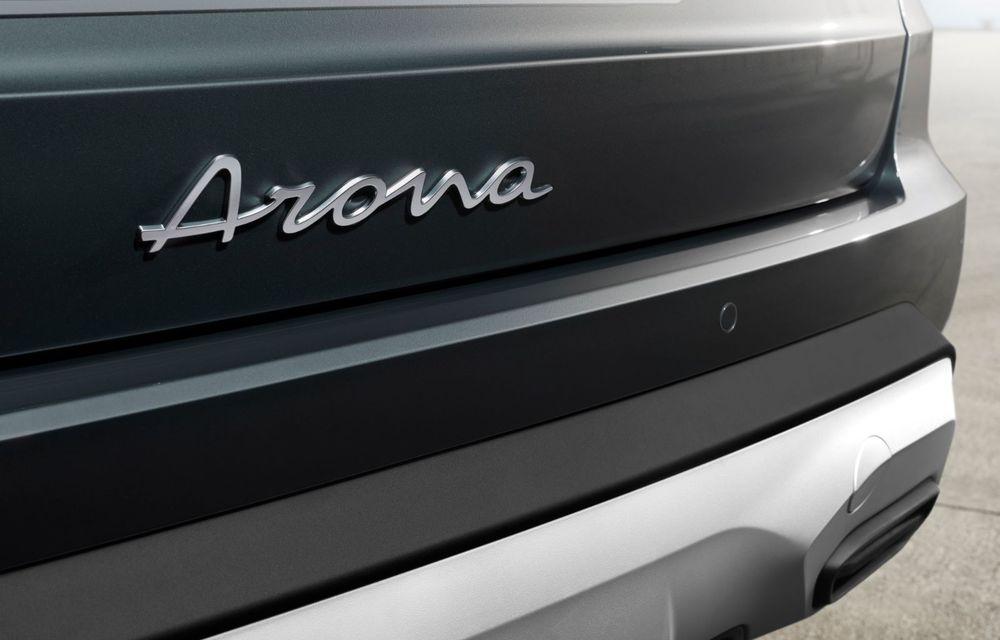 Seat Arona facelift vine cu un design ușor modificat și oferă până la 150 de cai putere - Poza 11