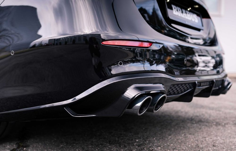 Brabus semnează primul pachet de modificări pentru noul Mercedes-Benz Clasa S - Poza 10