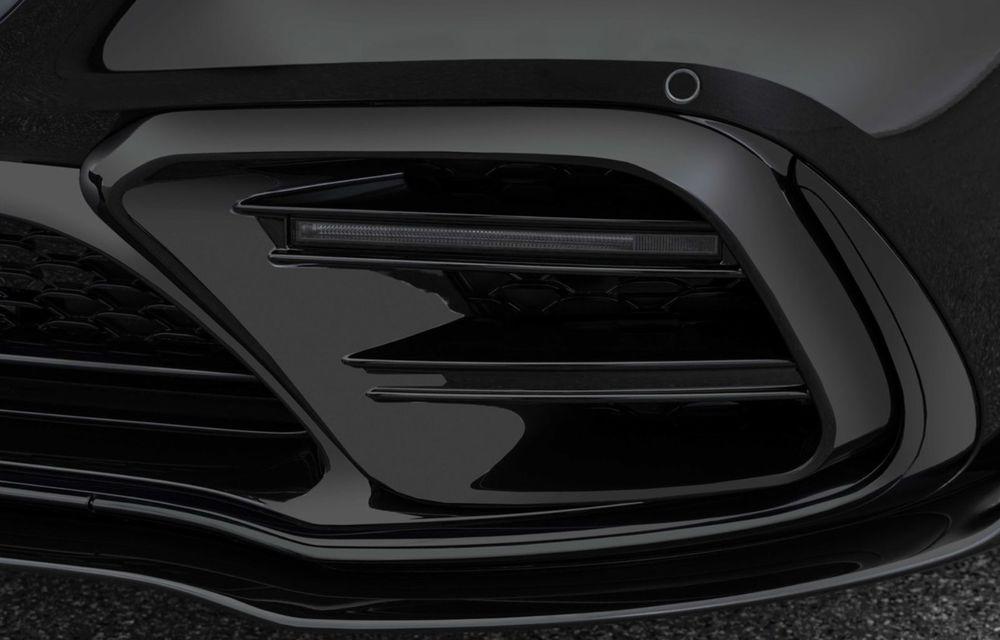 Brabus semnează primul pachet de modificări pentru noul Mercedes-Benz Clasa S - Poza 7