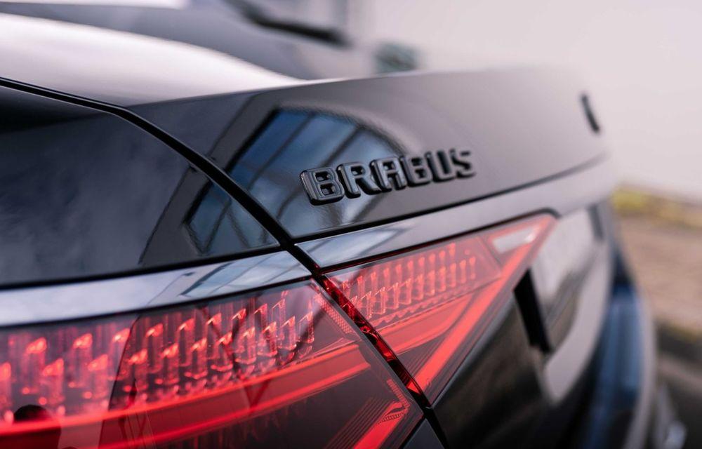 Brabus semnează primul pachet de modificări pentru noul Mercedes-Benz Clasa S - Poza 9