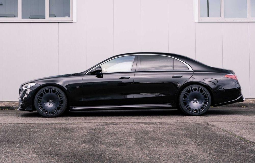 Brabus semnează primul pachet de modificări pentru noul Mercedes-Benz Clasa S - Poza 3