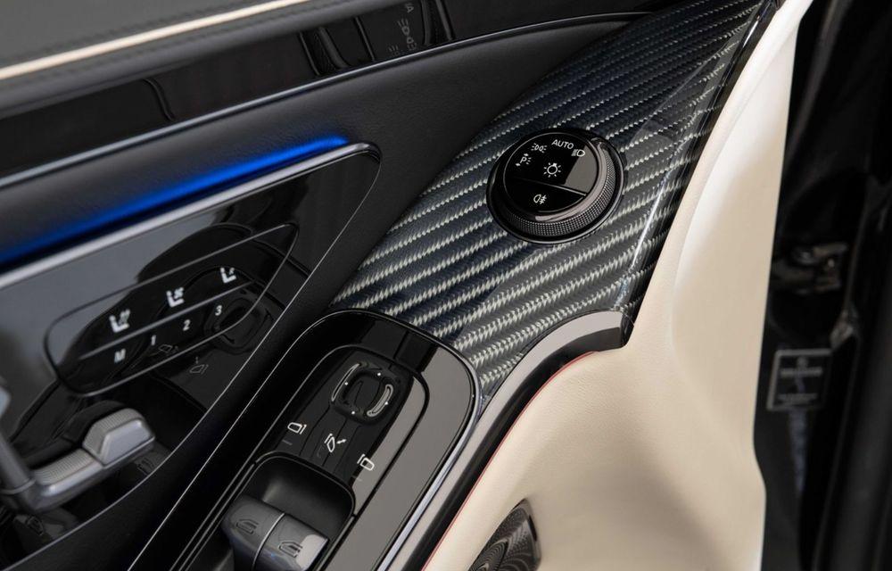 Brabus semnează primul pachet de modificări pentru noul Mercedes-Benz Clasa S - Poza 14