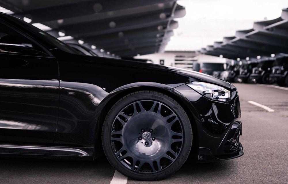 Brabus semnează primul pachet de modificări pentru noul Mercedes-Benz Clasa S - Poza 5