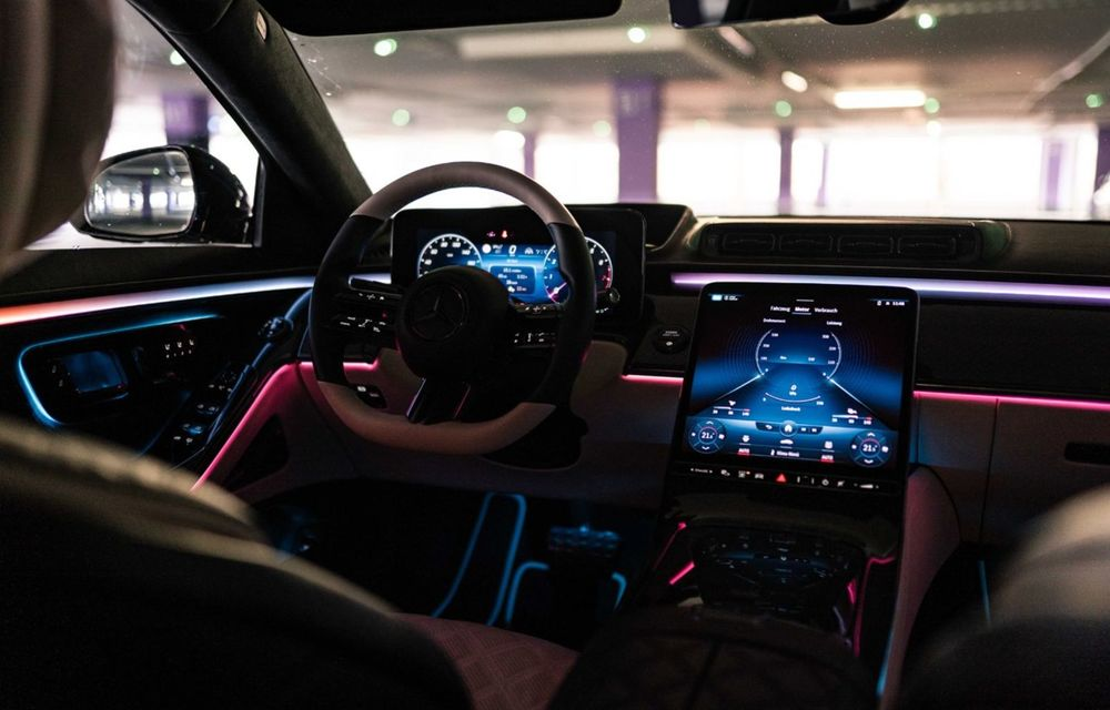 Brabus semnează primul pachet de modificări pentru noul Mercedes-Benz Clasa S - Poza 15