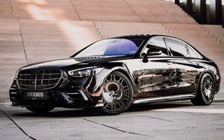 Brabus semnează primul pachet de modificări pentru noul Mercedes-Benz Clasa S
