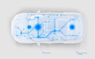 Volvo extinde colaborarea cu Nvidia pentru dezvoltarea tehnologiilor de conducere autonomă