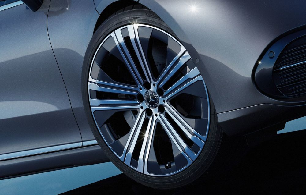 OFICIAL: Noul Mercedes-Benz EQS - limuzina electrică are uși care se deschid singure și 770 de km autonomie - Poza 16