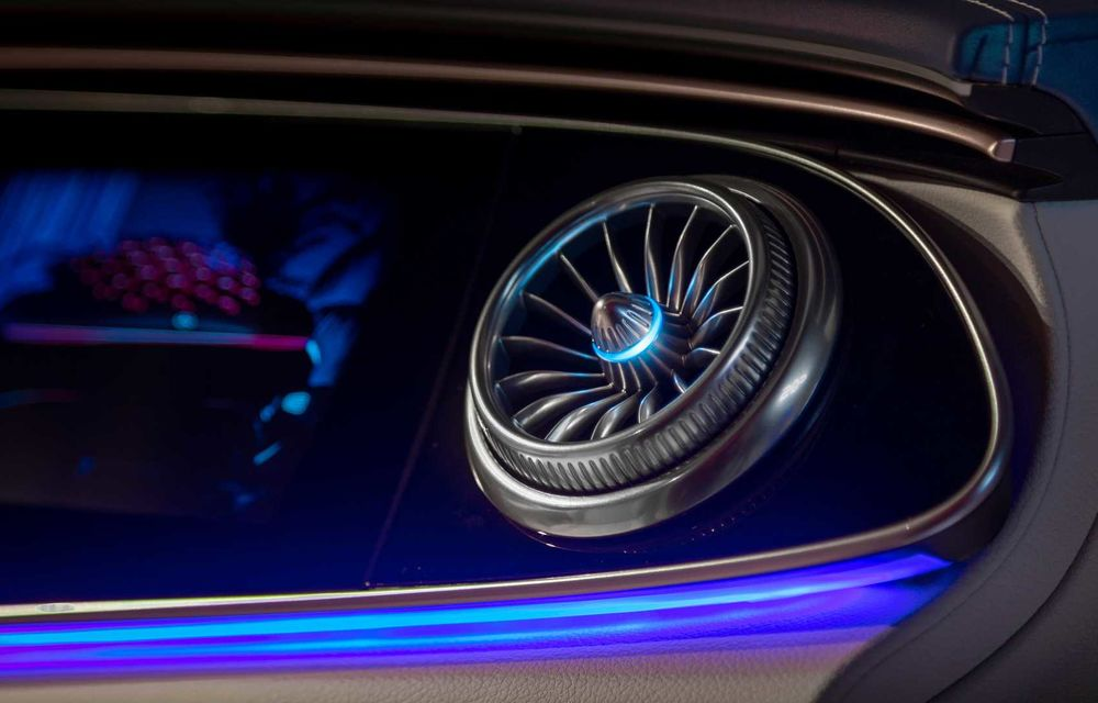 OFICIAL: Noul Mercedes-Benz EQS - limuzina electrică are uși care se deschid singure și 770 de km autonomie - Poza 39
