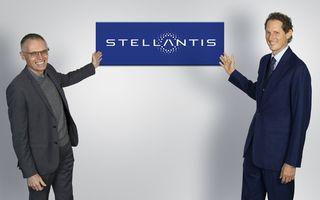 """Stellantis: """"Vânzările europene de electrice și hibrizi vor ajunge la 38% din total, în 2025"""""""