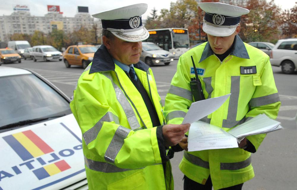 Proiect: Șoferii vor putea afla tot istoricul sancțiunilor rutiere, nu doar numărul punctelor de penalizare - Poza 1