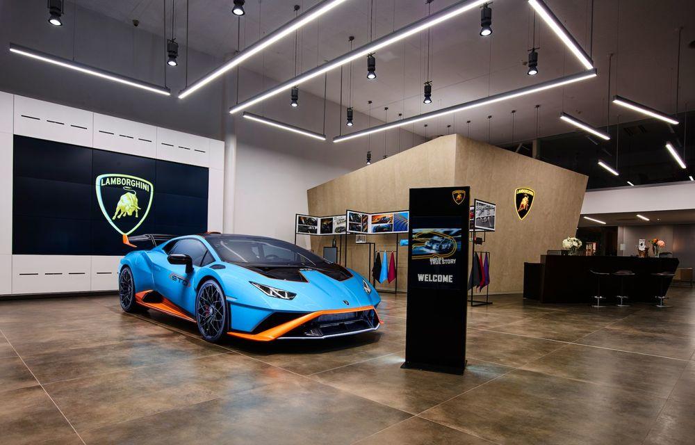 Noul Lamborghini Huracan STO a fost lansat în România: start de la 300.000 de euro - Poza 1