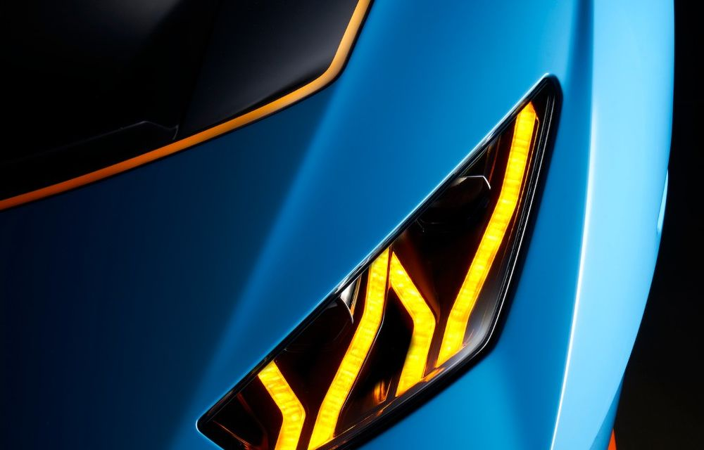 Noul Lamborghini Huracan STO a fost lansat în România: start de la 300.000 de euro - Poza 3