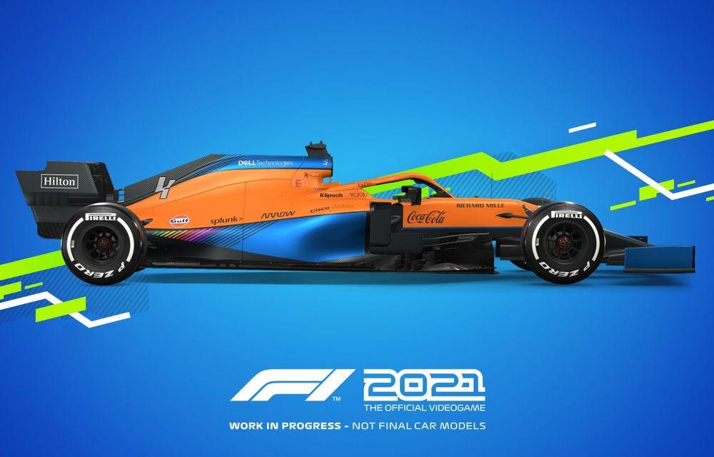 """Jocul F1 2021 a fost lansat oficial cu o nouă poveste și un mod """"Carieră"""" extins - Poza 5"""
