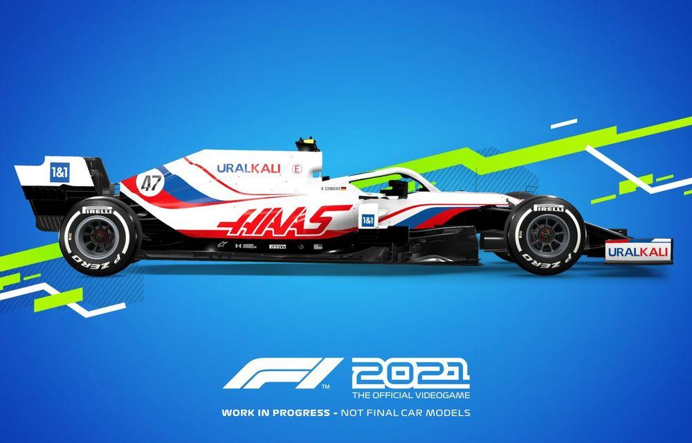 """Jocul F1 2021 a fost lansat oficial cu o nouă poveste și un mod """"Carieră"""" extins - Poza 4"""