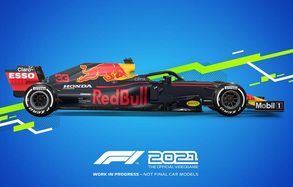 """Jocul F1 2021 a fost lansat oficial cu o nouă poveste și un mod """"Carieră"""" extins - Poza 6"""