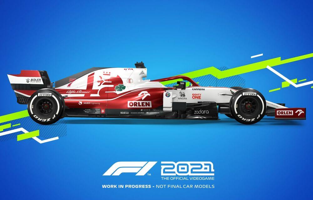 """Jocul F1 2021 a fost lansat oficial cu o nouă poveste și un mod """"Carieră"""" extins - Poza 7"""