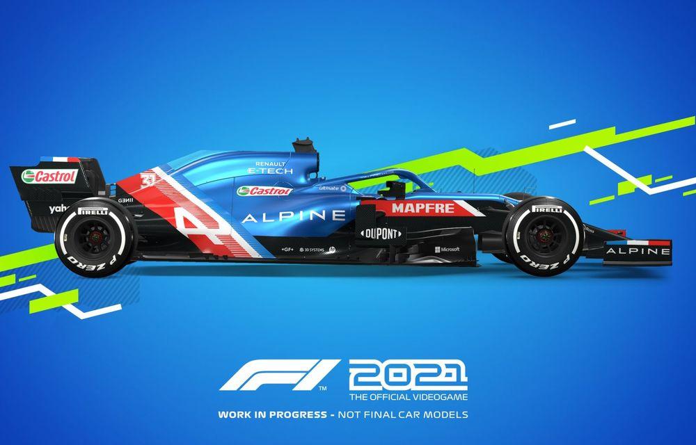 """Jocul F1 2021 a fost lansat oficial cu o nouă poveste și un mod """"Carieră"""" extins - Poza 3"""