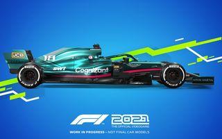 """Jocul F1 2021 a fost lansat oficial cu o nouă poveste și un mod """"Carieră"""" extins"""