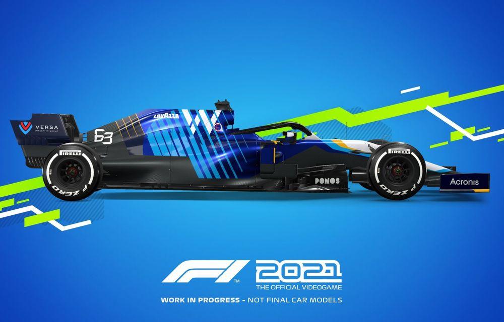 """Jocul F1 2021 a fost lansat oficial cu o nouă poveste și un mod """"Carieră"""" extins - Poza 8"""