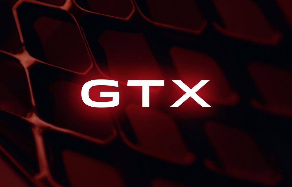 Volkswagen: Noul ID.4 GTX, versiunea sportivă a SUV-ului electric, debutează în 28 aprilie - Poza 1