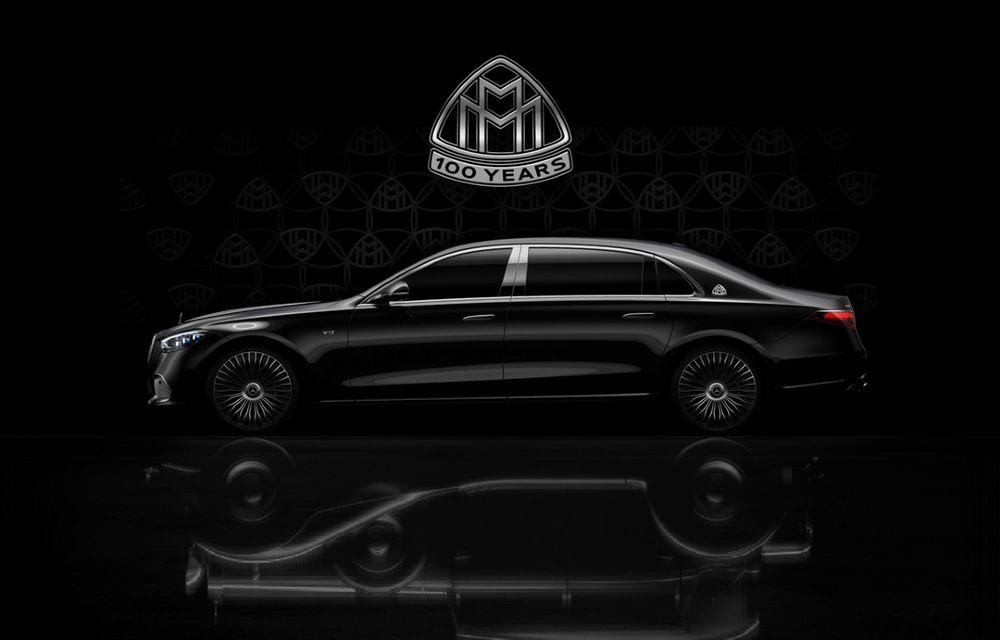 Mercedes-Benz anunță o versiune cu motor V12 pentru Maybach Clasa S - Poza 1
