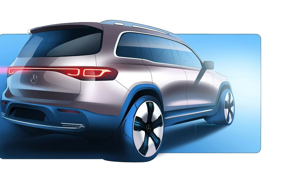 Noul Mercedes-Benz EQB: omologul electric al lui GLB are autonomie de 419 kilometri - Poza 23