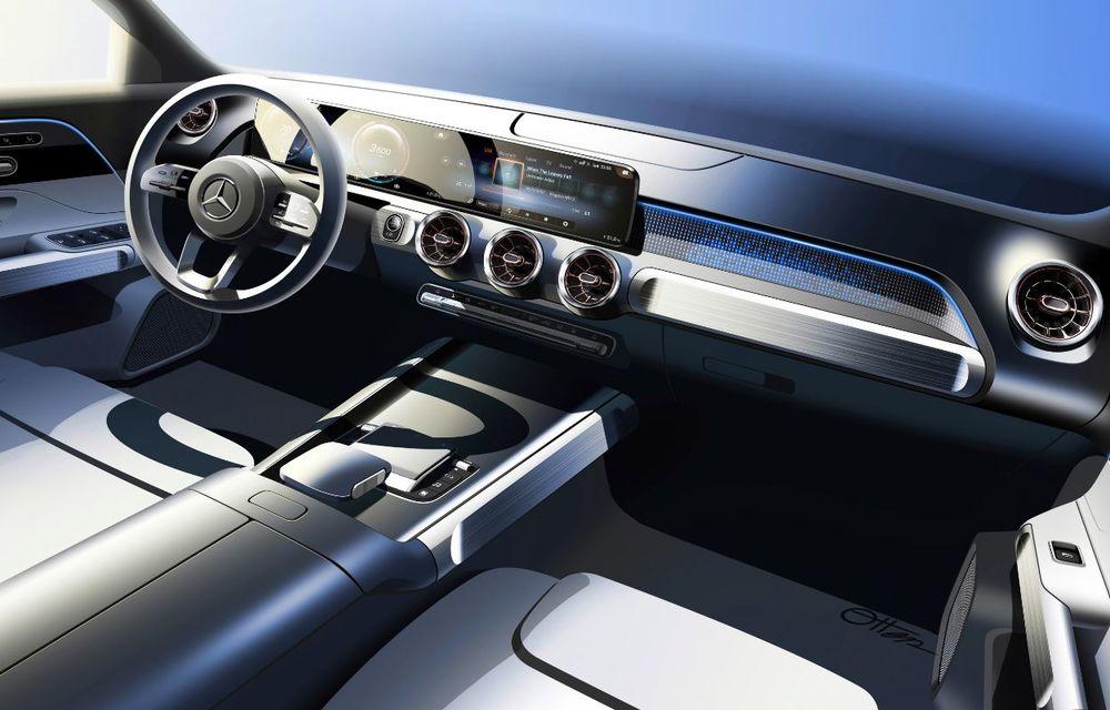 Noul Mercedes-Benz EQB: omologul electric al lui GLB are autonomie de 419 kilometri - Poza 24