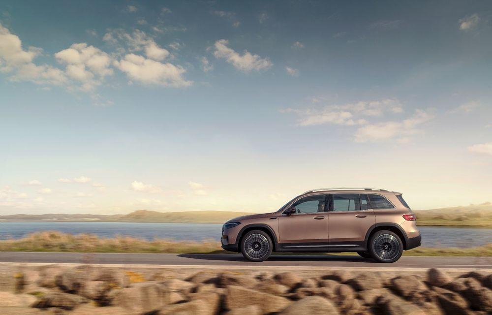 Noul Mercedes-Benz EQB: omologul electric al lui GLB are autonomie de 419 kilometri - Poza 12