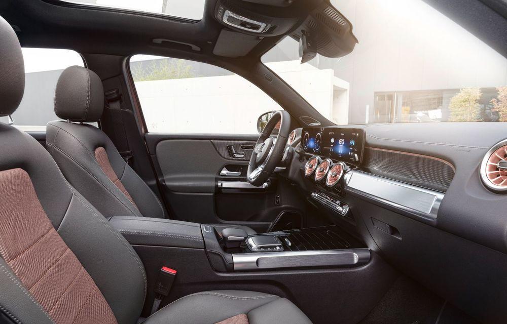 Noul Mercedes-Benz EQB: omologul electric al lui GLB are autonomie de 419 kilometri - Poza 14