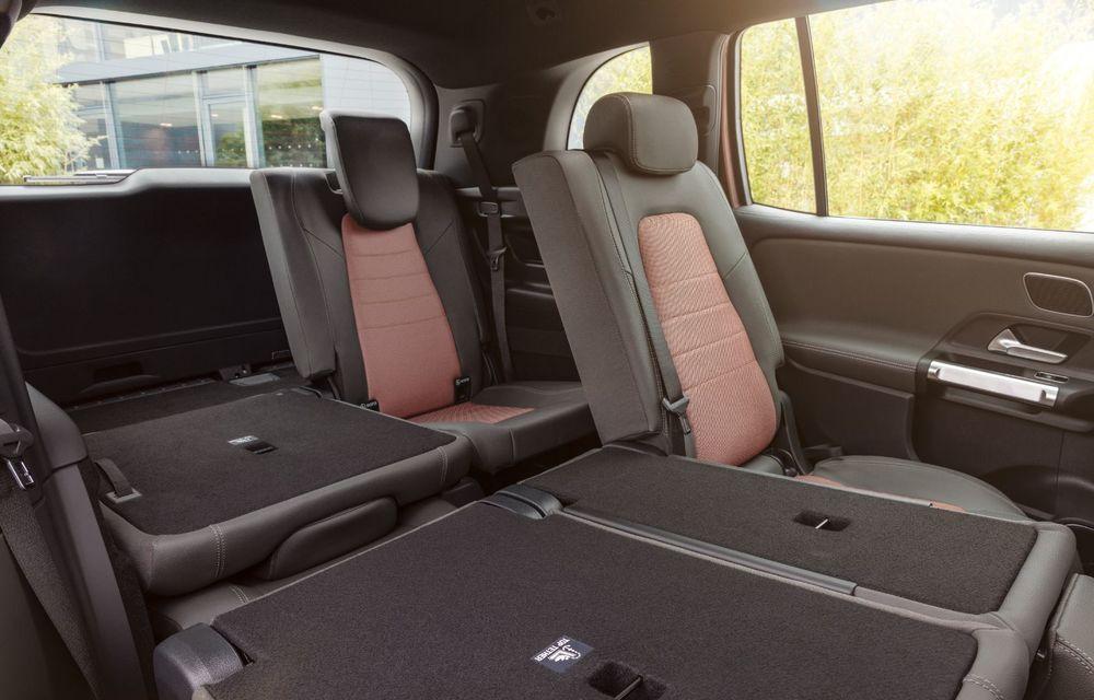 Noul Mercedes-Benz EQB: omologul electric al lui GLB are autonomie de 419 kilometri - Poza 17