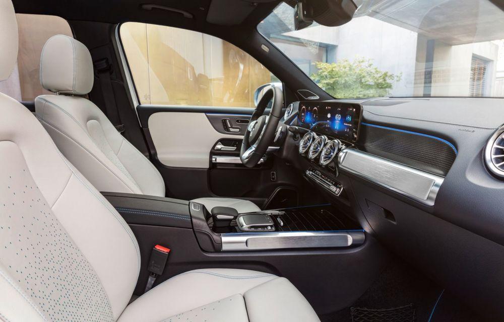 Noul Mercedes-Benz EQB: omologul electric al lui GLB are autonomie de 419 kilometri - Poza 9