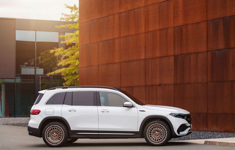 Noul Mercedes-Benz EQB: omologul electric al lui GLB are autonomie de 419 kilometri - Poza 4