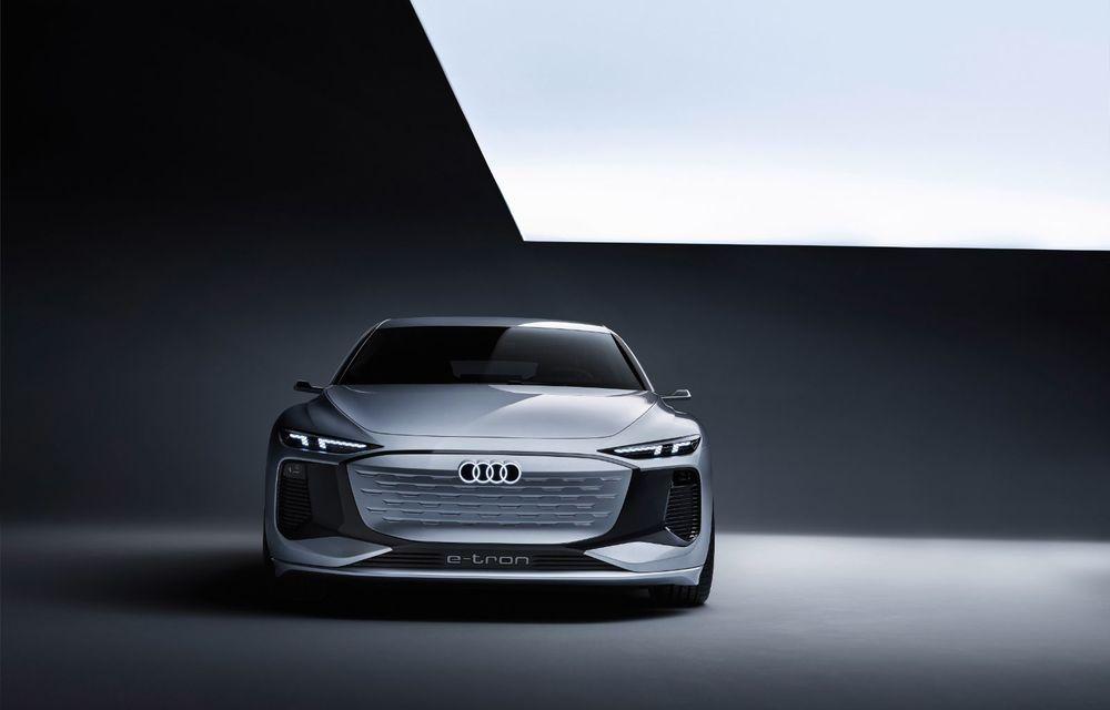 Audi prezintă conceptul electric A6 e-tron: autonomie de peste 700 de kilometri și încărcare rapidă la 270 kW - Poza 18