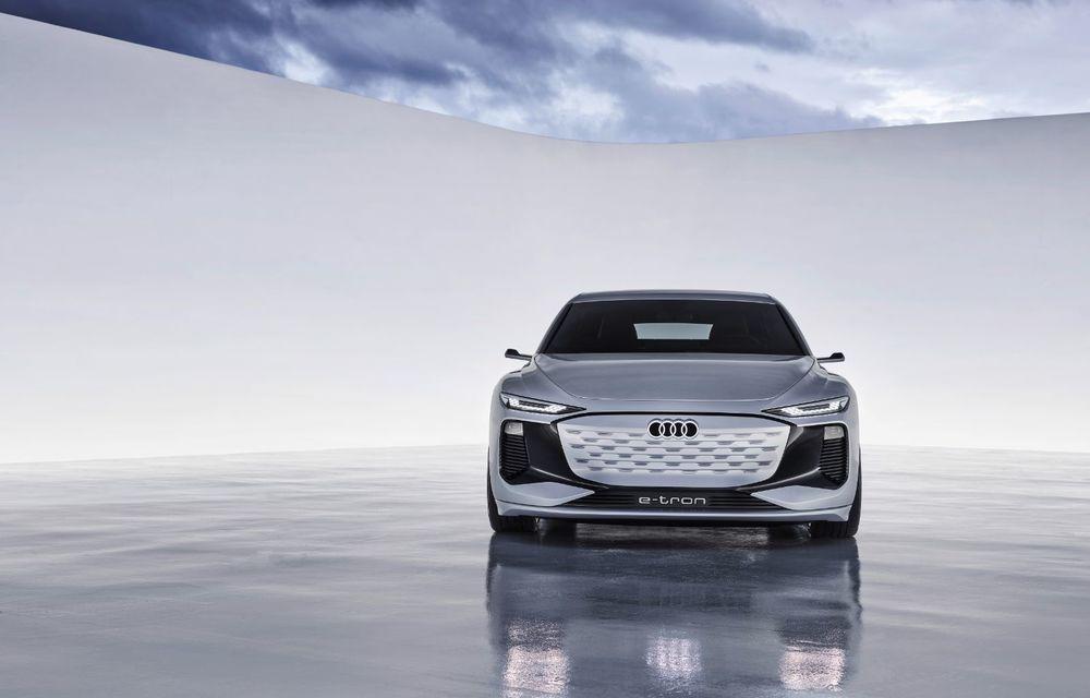 Audi prezintă conceptul electric A6 e-tron: autonomie de peste 700 de kilometri și încărcare rapidă la 270 kW - Poza 30