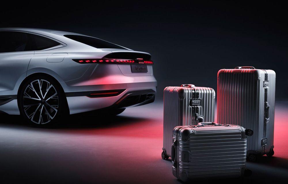 Audi prezintă conceptul electric A6 e-tron: autonomie de peste 700 de kilometri și încărcare rapidă la 270 kW - Poza 21